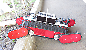 REMOTE SURVEY ROBOT
